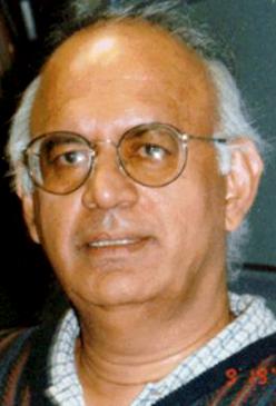 Professor Balakrishnan Chandrasekaran