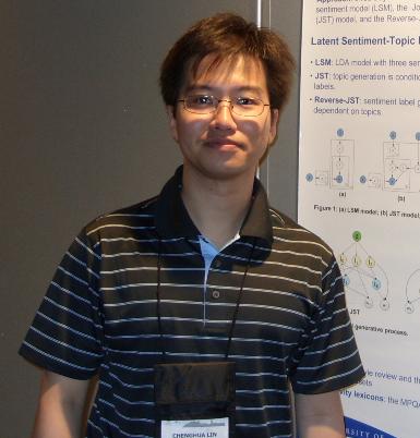Dr. Chenghua Lin