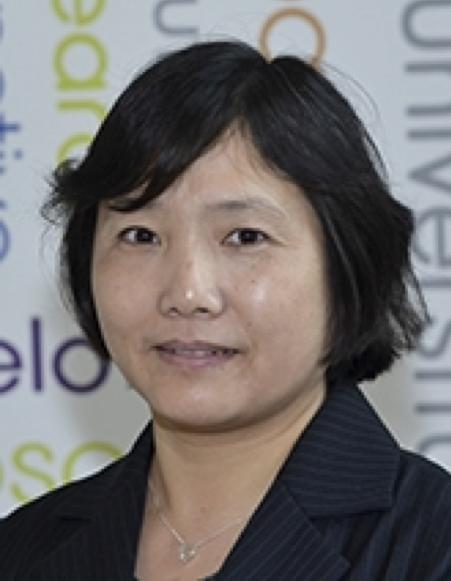 Dr He Hongmei