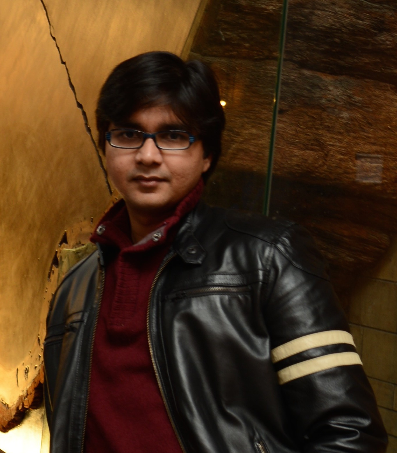 PhD Researcher Prashant Aparajeya