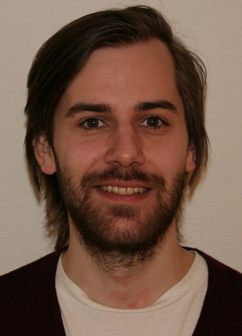PhD candidate Bjarte Johansen