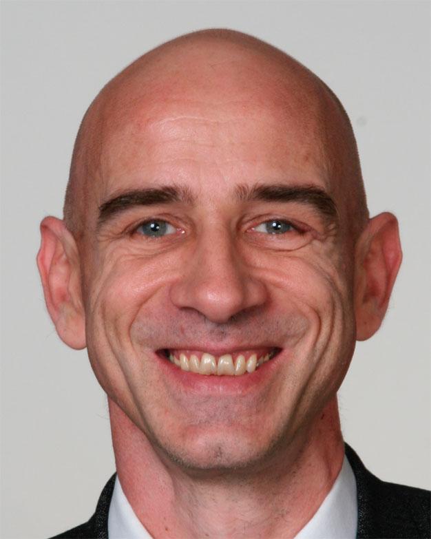 Dr. Mark van Harmelen