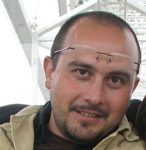 Assistant Professor Giovambattista Ianni